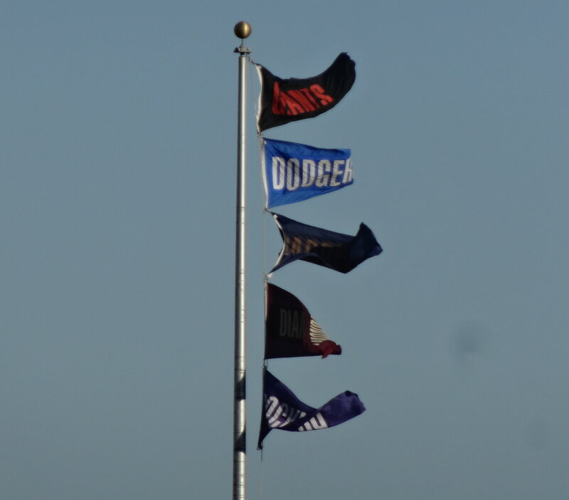 nl west flags
