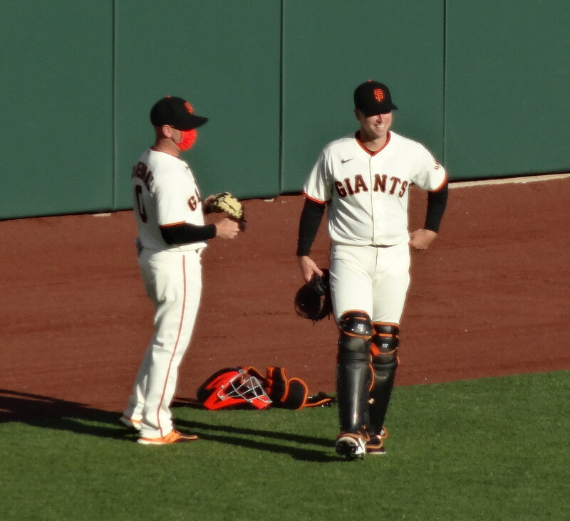 posey outfield